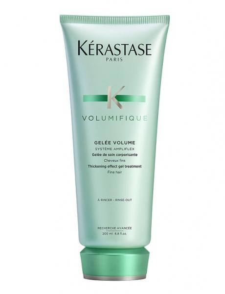 Balsam tratament gel pentru par subtire, fara volum Kerastase Resistance Gelee Volumifique, 200 ml