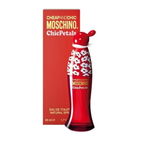 Apa de Toaleta Moschino Cheap And Chic Chic Petals , Femei , 50 ml