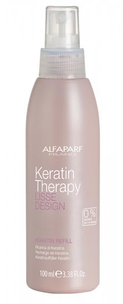 Lapte pentru par cu Cheratina Alfaparf Lisse Design Keratin Milk ,100 ml