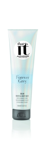 Balsam pentru par alb&grizonat Alfaparf Ti Forever Grey ,150 ml