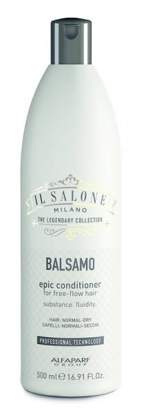 Balsam pentru par normal sau uscat Alfaparf Salone Epic Conditioner, 500 ml