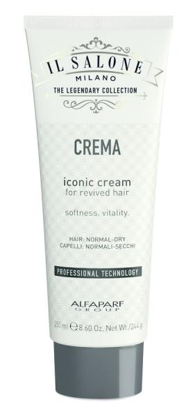Masca pentru par normal sau uscat Alfaparf Salone Iconic Cream ,250 ml