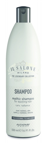 Sampon pentru par foarte uscat sau degradat Alfaparf Salone Mythic Shampoo  ,500 ml