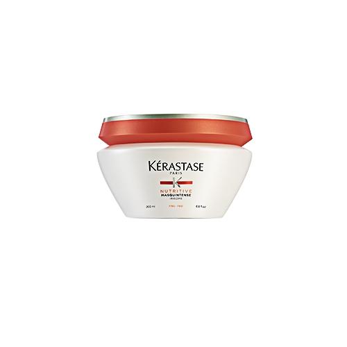 Masca pentru par cu fir fin/normal Kerastase Nutritive Irisome Masquintense Cheveux Fins, 200 ml