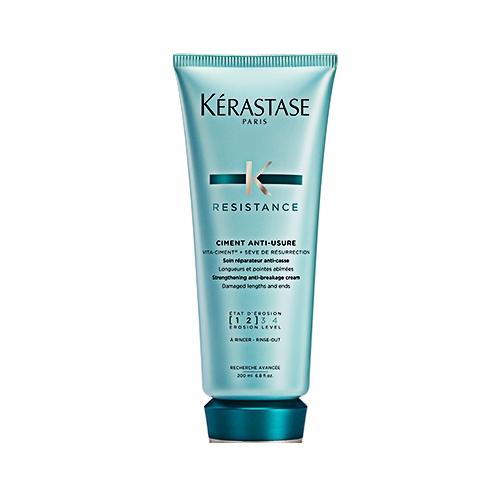 Tratament crema pentru par degradat Kerastase Resistence Force Architecte Ciment Antiusure, 200 ml