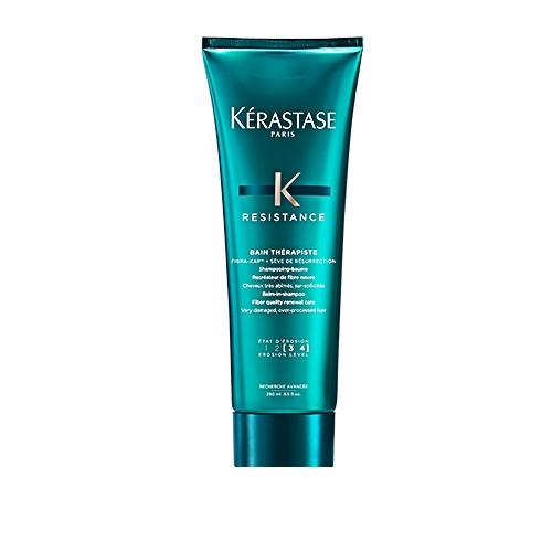 Sampon pentru par degradat Kerastase Resistence Bain Therapiste, 250 ml