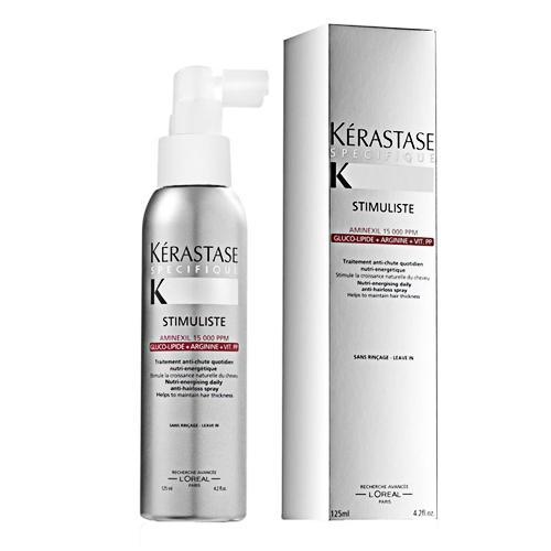 Spray nutritiv si energizant impotriva caderii parului Kerastase Specifique Spray Stimuliste, 125 ml