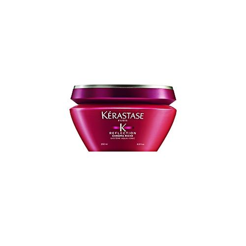 Masca pentru par vopsit si sensibil Kerastase Reflection Masque Chroma Riche, 200 ml