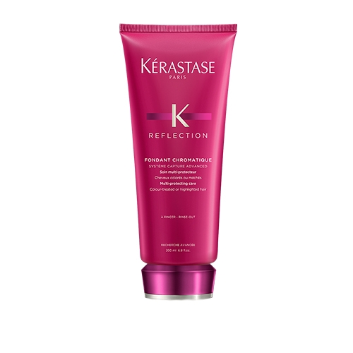 Balsam pentru par colorat Kerastase Reflection Chromatique Fondant, 200 ml