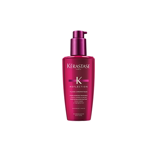 Fluid iluminator pentru par colorat Kerastase Reflection Chromatique Fluide, 125 ml