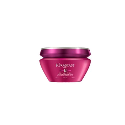 Masca pentru par fin, colorat si sensibilizat Kerastase Reflection Chromatique Masque Fins, 200 ml