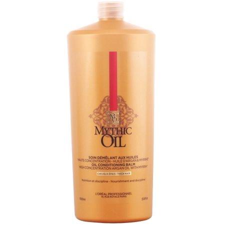 Sampon pentru par cu fir gros L`Oreal Professionnel Mythic Oil, 1000 ml