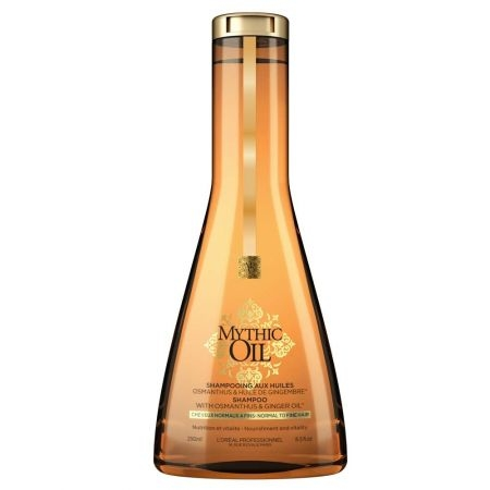 Sampon pentru par cu fir fin-normal L`Oreal Professionnel Mythic Oil, 250 ml 0