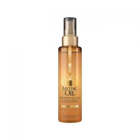 Spray pentru descurcarea parului L`Oreal Professionnel Mythic Oil, 150 ml