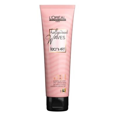 Gel-crema pentru bucle L`Oreal Professionnel Tecni.ART Waves Fatales, 150 ml