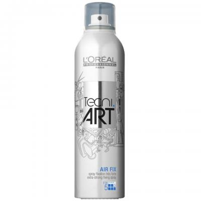 Spray pentru fixare instantanee L`Oreal Professionnel Tecni.ART Air Fix, 250 ml