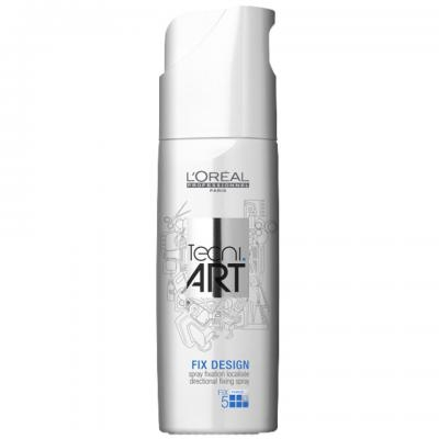 Spray cu fixare localizata L`Oreal Professionnel Tecni.ART Fix Design, 200 ml