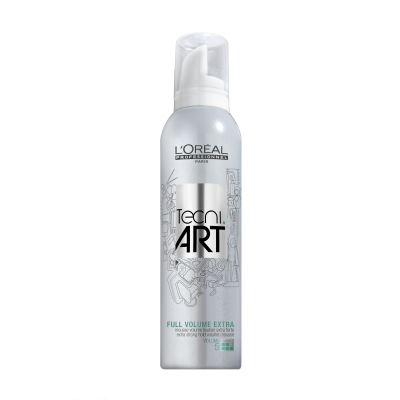 Spuma pentru extra-volum L`Oreal Professionnel Tecni.ART Full Volume Extra, 250 ml