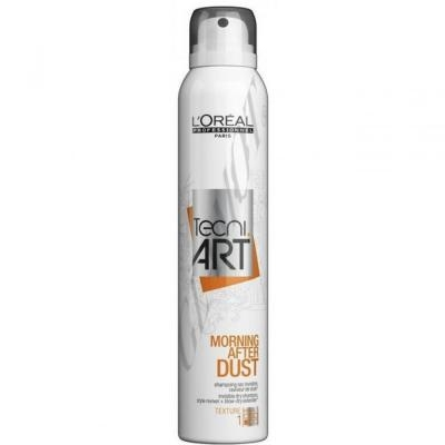 Sampon uscat L`Oreal Professionnel Tecni.ART Morning After Dust, 200ml