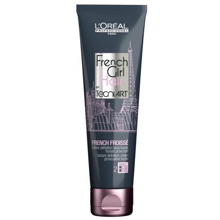 Crema texturizanta L`Oreal Professionnel Tecni.ART French Girl French Froisse, 150 ml