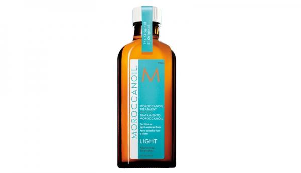 Ulei tratament pentru par fin si deschis la culoare  Moroccanoil Treatment Original, 200 ml