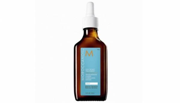 Tratament pentru scalp gras Moroccanoil Scalp Oil-No-More, 45 ml