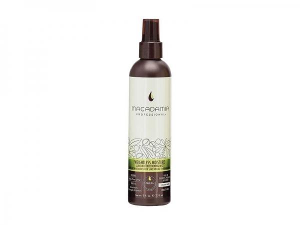 Balsam Leave-In Conditioning Mist Weightless Moisture Macadamia 236ml
