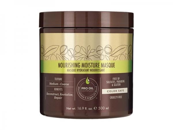 Masca reparatoare Macadamia Nourishing 500ml 0