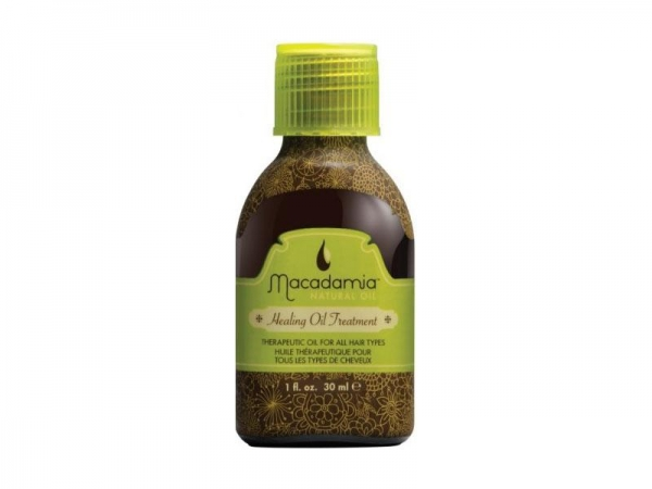 Tratament Intens Reparator Macadamia pe baza de uleiuri 30ml