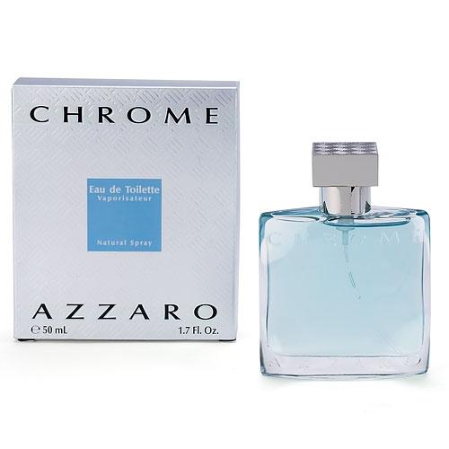 Apa de Toaleta Azzaro Chrome , Barbati , 50 ml