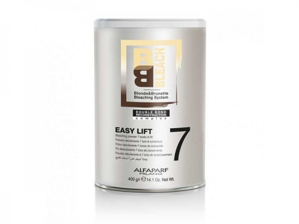 Pudra decoloranta 7 tonuri Alfaparf BB BLEACH EASY LIFT 7 TONES CNSTR, 400g