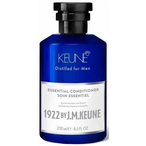 Balsam barbati pentru toate tipurile de par  Keune 1922 Essential Conditioner, 250 ml