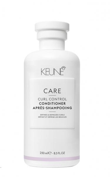 Balsam cu cheratina pentru reactivarea buclelor Keune Care Curl Control, 250 ml 0