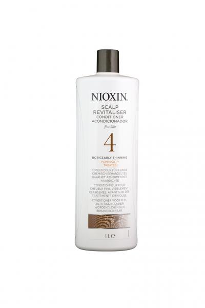 Balsam impotriva caderii parului Nioxin System 4 Scalp Revitaliser, 1000 ml