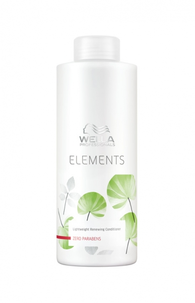 Balsam revitalizant Wella Professional Care Elements Renew 1000 ml