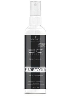Balsam spray pentru restructurare Bonacure Fiber Force 150 ml