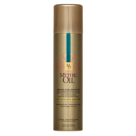 Balsam uscat L`Oreal Professionnel Mythic Oil Brume Sublimatrice Dry Conditioner, 90 ml 0