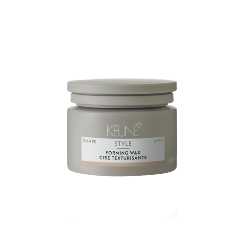 Ceara flexibila pentru stralucire Keune Style Forming Wax, 75 ml
