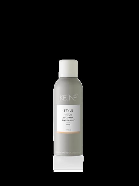 Ceara ultra fina cu pulverizare pentru texturi lejere si coafura definita Keune Style Spray Wax, 200 ml 0