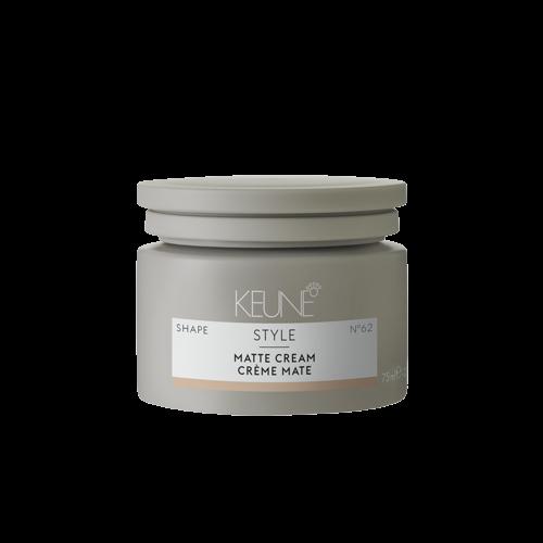 Crema mata pentru definire Keune Style Matte Cream, 75 ml