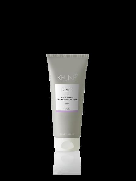 Crema pentru bucle Keune Style Curl Cream, 200 ml