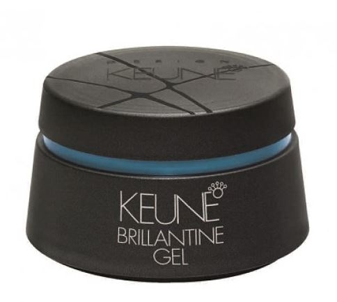 KEUNE BRILLIANTINE - Pomada modelatoare Luciu intens, 100 ml