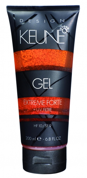 KEUNE Extreme Forte Gel, 200 ml