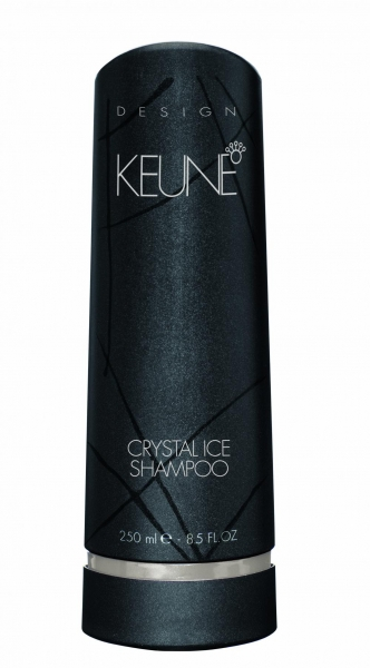 KEUNE CRYSTAL ICE Sampon revitalizant cu menta si mentol, 250 ml