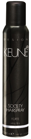 KEUNE Society Hairspray - Lac fixativ forte, 300 ml 0