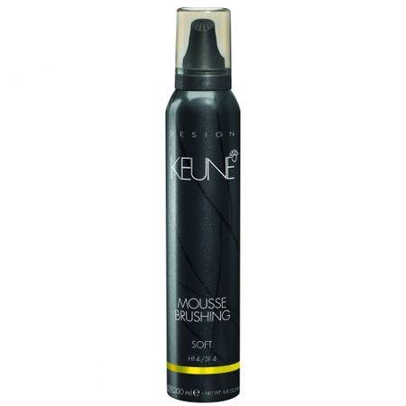 Spuma coafanta cu fixare medie KEUNE Mousse Brushing , 200 ml