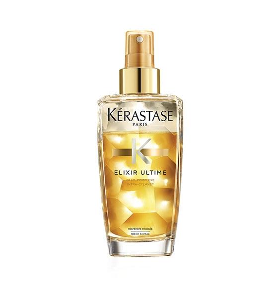 Ulei de par pentru volum Kerastase Elixir Ultime Oil Mist Fine Hair, 100 ml 0