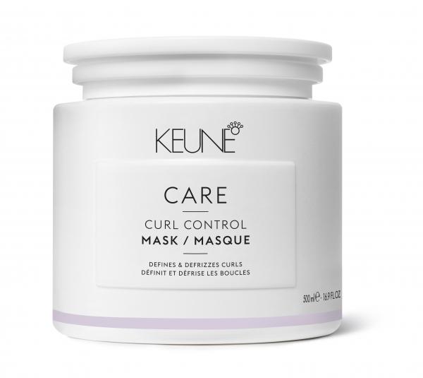 Masca cu cheratina pentru reactivarea buclelor Keune Care Curl Control, 500 ml 0