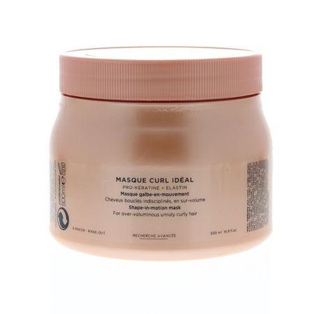 Masca pentru par cret/ondulat Kerastase Discipline Masque Curl Ideal, 500 ml