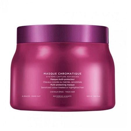 Masca pentru par fin, colorat si sensibilizat Kerastase Reflection Chromatique Masque Fins, 500 ml